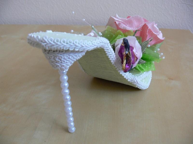 Туфелька декоративная своими руками