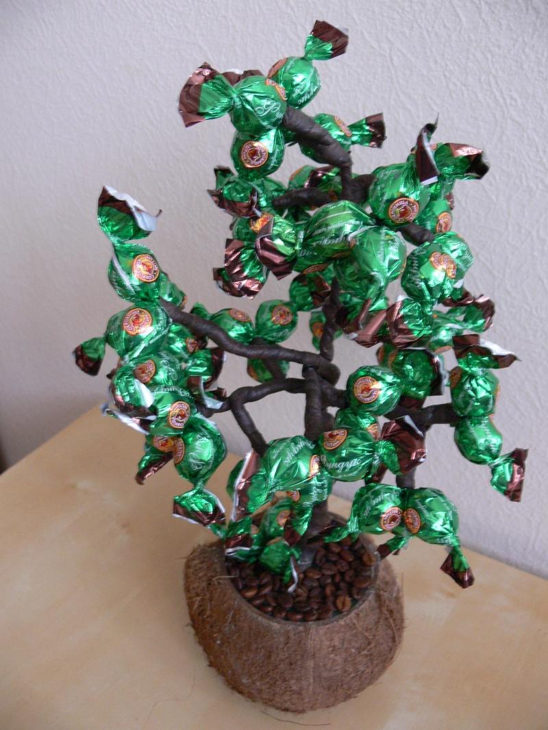 Конфетное дерево как его сделать 330